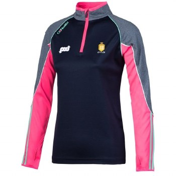 O'Neills Clare Dillon Ladies Half Zip Squad Top 10-11