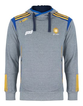 O'Neills Clare Solar Overhead HB5 Hoody (Marl Marine Royal Amber) Age 10-11