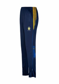 O'Neills Clare Solar Brushed Skinny Pant (Navy Royal Amber) Small