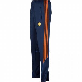 O'Neills Clare Dillon Skinny Pants (Navy Flo Orange)
