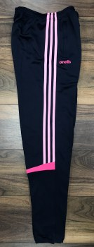 O'Neills Clare GAA Colorado Ladies Skinny Squad Pants (Navy Pink) 13