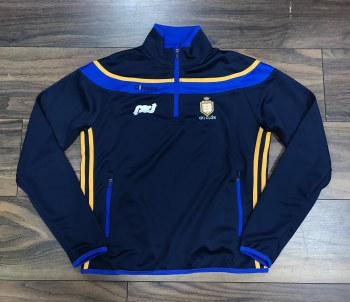 O'Neills Slaney 1/2 Zip (Navy Royal Amber) Age 10-11