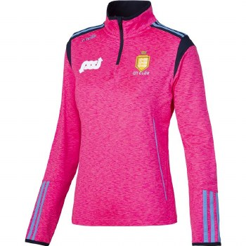 O'Neills Clare Ladies Solar Brushed HZ (Melange Pink Navy Sky) 10