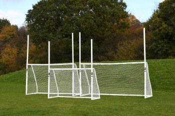 Precision GAA Match Goal Posts (12' x 6')