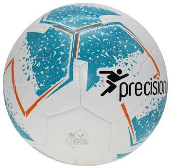 Precision Fusion IMS Training Ball (White Cyan) 5