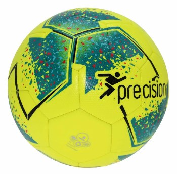Precision Fusion IMS Training Ball (Yellow Teal) 5