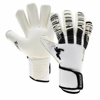 Precision Elite 2.0 Giga Goal Keeper Gloves Junior (White Black) 7
