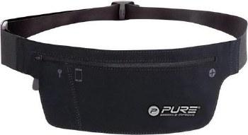 Pure2Improve Smartphone Running Belt (Black)
