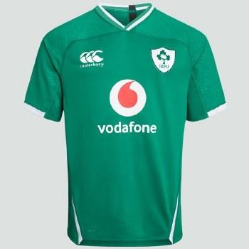 CCC Ireland Vapodri Home Pro Jersey Junior 2019-2020 (Green White) 12