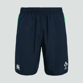 Canterbury Ireland Vapodri Woven Gym Short 2019-20 (Navy Green) XL