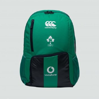 Canterbury Ireland Medium Backpack 2019-20 (Green Navy)