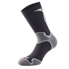 1000 Mile Fusion Multi Sport Sock (Black Grey) 6-8.5 Uk