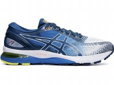 Asics Gel Nimbus 21 Mens (Blue Navy White) 13