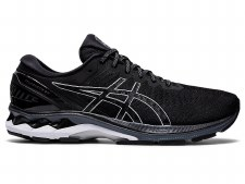 Asics Gel Kayano 27 Mens (Black Silver) 9