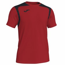 Joma Champion V Tee (Red Black) Age 7-9