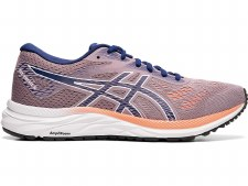 Asics Gel Excite 6 Ladies (Violet Navy Coral) 6