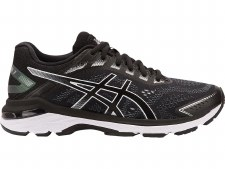 Asics GT2000 7 Ladies (Black White) 6