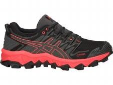 Asics Gel Fuji Trabuco 7 GTX Trail Shoe (Black Coral) 4