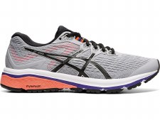 Asics GT1000-8 Ladies (Grey Coral Purple) 5