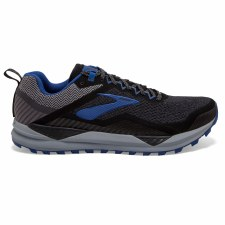 Brooks Cascadia 14 GTX (Black Blue Grey) 9.5