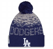 New Era MLB LA Dodgers (Navy Blue Grey)