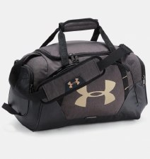 Under Armour Undeniable Duffle 3.0 (Black Gold) Small