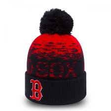 New Era MLB Boston Bobble (Navy Red)