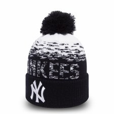 New Era MLB Yankees Bobble (Navy White)