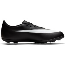 Nike Bravata II Firm Ground Boots (Black White) 8