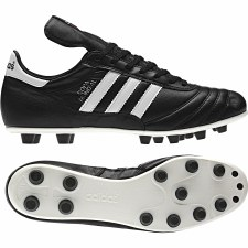 Adidas Copa Mundial Football Boots (Black/White) 6.6