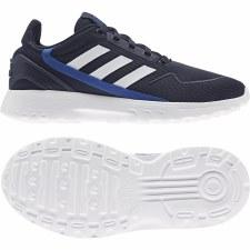 Adidas Nebzed Kids (Navy Royal White) 2