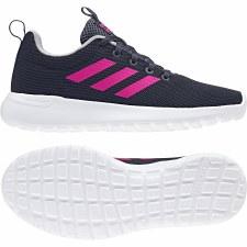 Adidas Lite Racer CLN Kids (Navy Pink White) 2