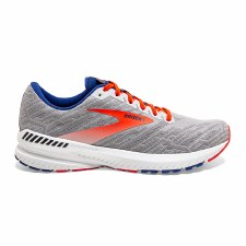 Brooks Ravenna 11 Mens (Grey Red Blue) 8