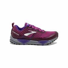 Brooks Cascadia 13 Ladies (Purple) 5