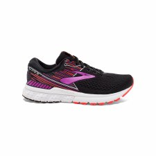 Brooks Adrenaline GTS 4 Ladies (Black Purple White) 5