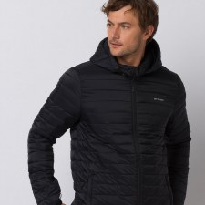 Animal Recast Padded Jacket (Black)