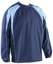 CT Pro Training Top Pullover Jacket (Navy/Sky) MB