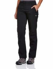 Craghoppers Kiwi Pro Ladies Pants Regular Leg (Black) Size 8