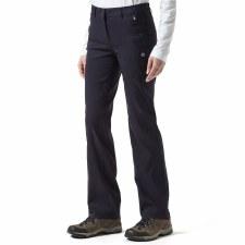 Craghoppers Kiwi Pro Ladies Pants Regular Leg (Navy) Size 8