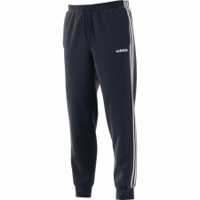 Adidas 3 Stripe Essential Cuffed Pant (Navy White) Large