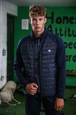 Diesel Sport Armstrong Zip Through Jacket (Navy) Small
