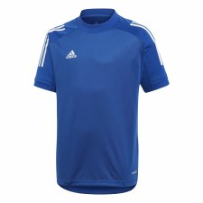 Adidas Condivo 20 Training Jersey Youths (Royal White) 5-6
