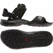 Adidas Terrex Cyprex Ultra 2 DLX Sandal (Black White) 8