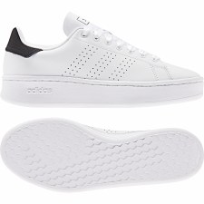 Adidas Advantage Bold Ladies (White) 6.5