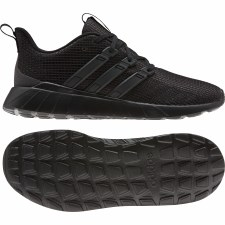Adidas Questar Flow Mens (Black Black) 8