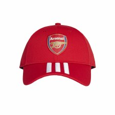 Adidas Arsenal C40 Peaked Hat 2019-2020 (Red)