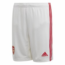 Adidas Arsenal Home Shorts 2019-2020 (White Red) 7-8