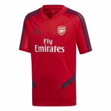 Adidas Arsenal Kids Traning Jersey 2019-2020 (Red Navy) Age 7-8