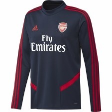 Adidas Arsenal Training Sweat 2019-2020 (Navy Red) Small