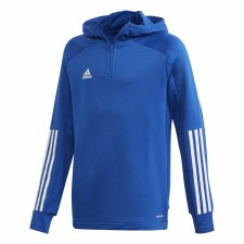 Adidas Condivo Track Hoody Youth (Royal White) 5-6
